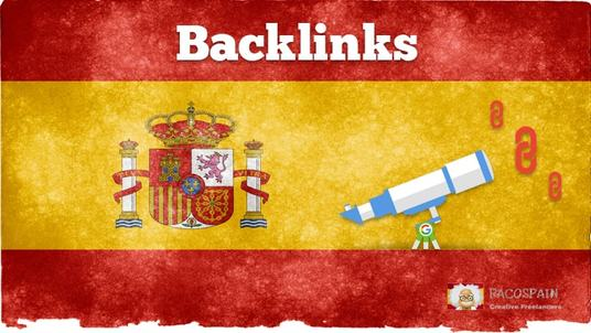 create Spanish Backlinks, keyword related