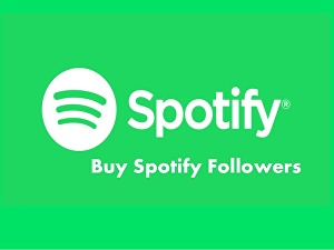 I will Give You 1000 Spotify USA Followers Lifetime Guaranteed