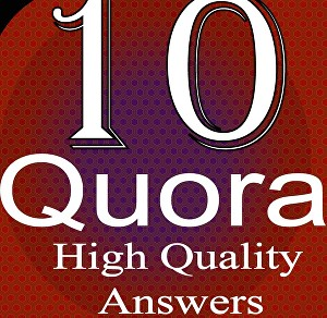 I will Provide you 10 high-quality Quora Answer with clickable Backlinks for your website or busi