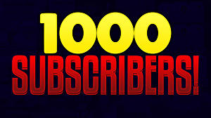 I will Provide 1000+ USA  Active  YouTube Subscribers