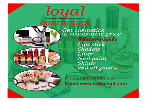 I will designs beautiful and  attractive posters