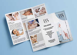 I will design attractive magazine, newsletter and Brochure