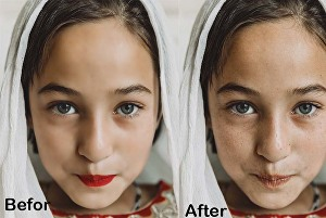 I will do  Adobe Photoshop editing and retouching, Photo and product background removal