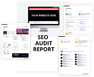 I will make a SEO audit report for your business and website