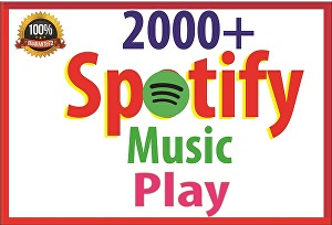 I will do viral  Spotify music promotion