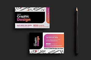 I will create alternative business cards for your business