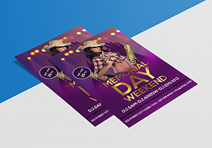 I will  create a High Quality Flyer Design