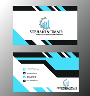 I will design 2 professional business card and stationery