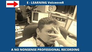 I will voiceover E-Learning or Training projects