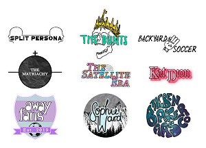 I will create a logo for your band/music project