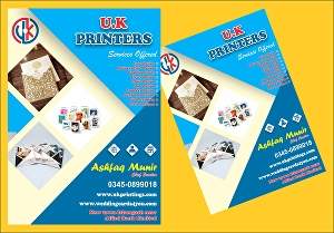I will design awesome Flyer & Posters for your business