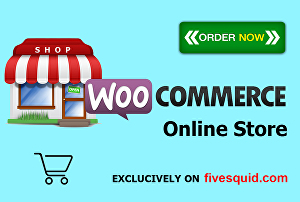 I will create wordpress ecommerce website very fast