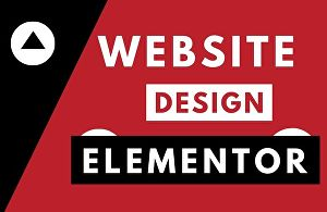 I will Do WordPress Website Design by Elementor pro