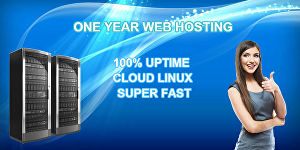 I will provide One Year Super Fast Web Hosting - Cloud Linux