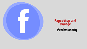 I will Create Facebook page and run ads campaign professionally