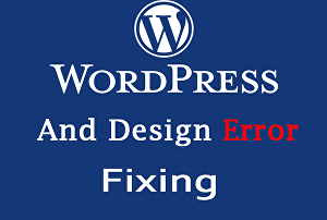 I will fix your Wordpress error & design issue using PHP, JS & CSS code