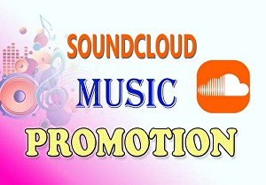 I will do best organic Soundcloud music promotion