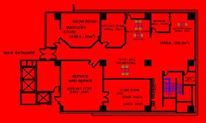 I will design your Office or home plan