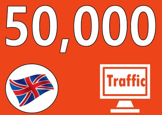 Drive 50,000 Search Engine UK Visitors with Proofs