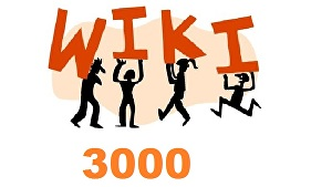 I will Create 3000 Wiki backlinks