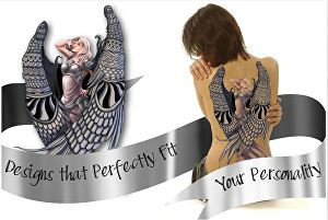I will create authentic and detailed tattoo design