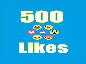 I will Provide 500 Facebook real Post or Photo Likes