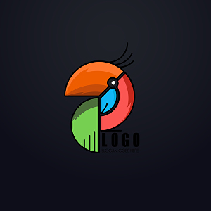 I will design the logo of your company