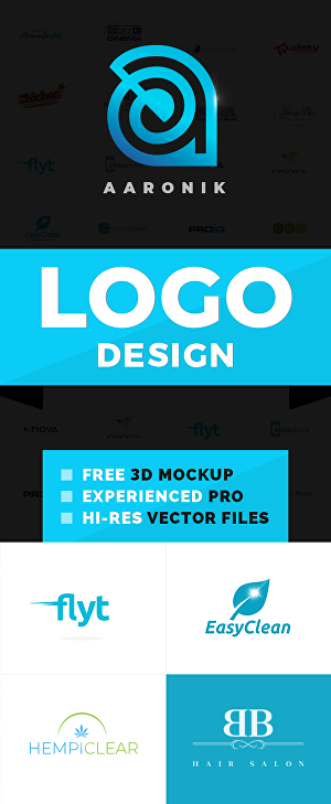 I will Create A Professional Business Logo Design