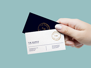 I will design a highly professional Business Card for you