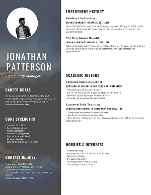 I will write your profesional resume