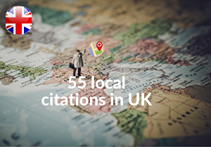 I will Submit your business details on 55 Top UK Citation sites