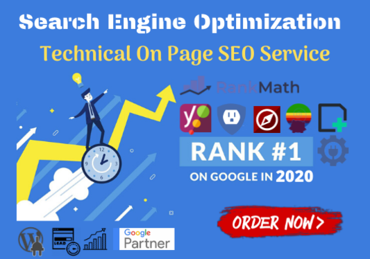 Do Complete Google Technical On Page SEO Optimization For Wordpress Site