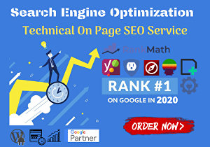 I will Do Complete Google Technical On Page SEO Optimization For Wordpress Site