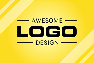 I will do 3 unique professional and modern logo design