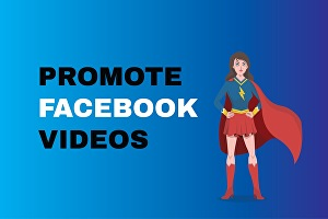 I will increase your Facebook video views