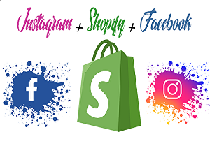 I will Integrate Instagram Shopping,  Facebook Shop, and Shopify Store