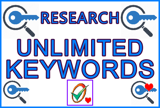 Do Keywords Unlimited Research Using Over 50 Top-Tier Search Platforms