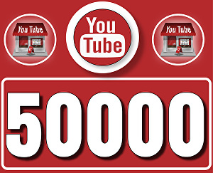 I will Give 50,000 High  Retention YouTube Views