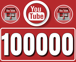 I will Give 100,000 High  Retention YouTube Views