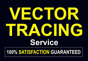 I will vectorize and convert your logo into high quality vector image