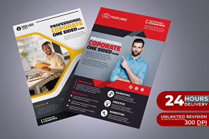 I will design your company brochure
