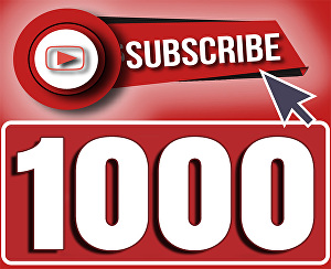 I will Add 1,000+ Youtube subscribers