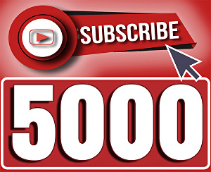 I will Add 5,000+ Youtube subscribers