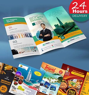 I will Design Print Ready Brochure