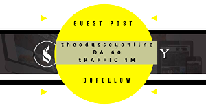 I will publish tech guest post on odysseyonline da 70 Dofollow
