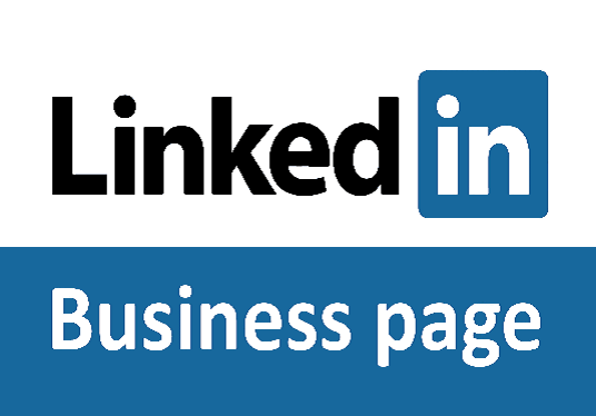 Create a  Professional  LinkedIn business page for lead generation
