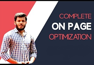 I will do WordPress OnPage SEO Optimization