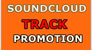 I will be your soundcloud account manager to do organic promotion