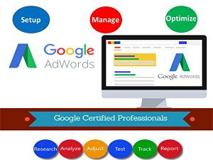 I will setup manage and optimize  google ads to generate sales and traffic