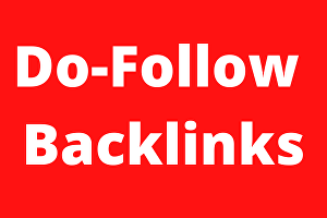 I will Create 10 Do-Follow Backlinks DA 50+